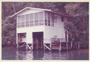 Johnson Boathouse